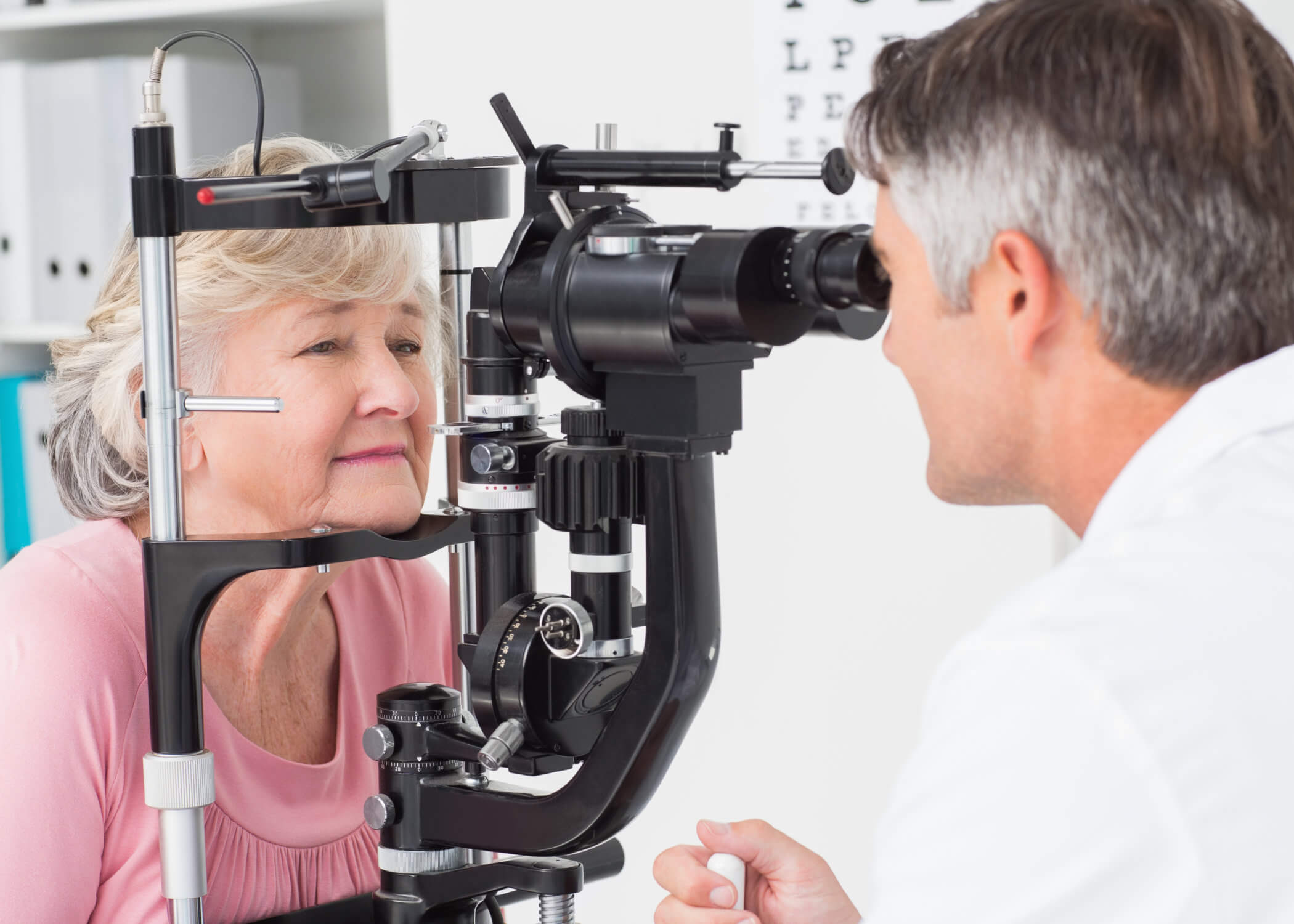 Turlock Family Vision - Eye Exam